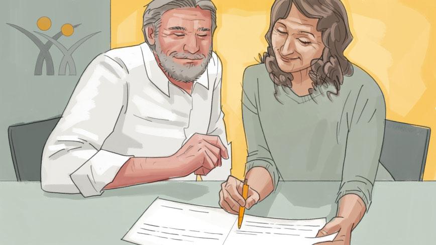 Ehevertrag Alle Infos Checkliste Ehevertrag Scheidungde