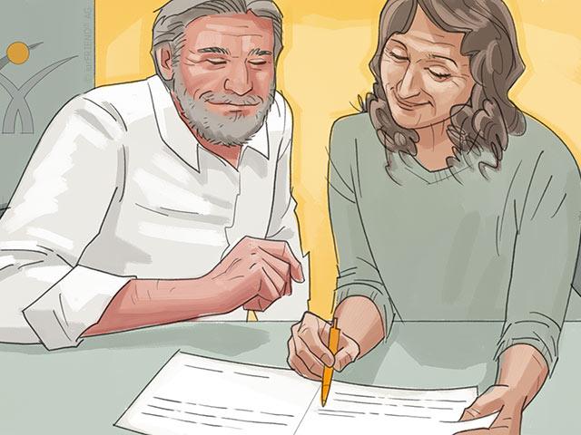 Dating nach Scheidungsberatung