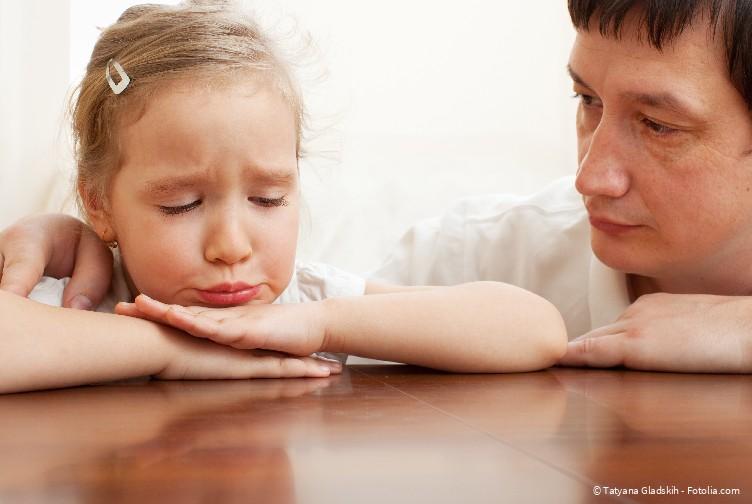 richtig trennen mit kind